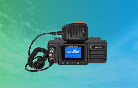 Tesunho TM-990 IP adóvevő POC rádió