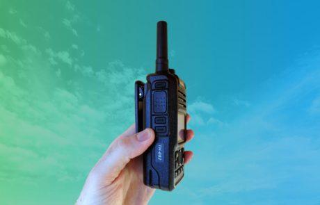 Tesunho TH-682 IP adóvevő POC rádió