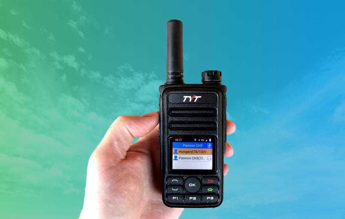 TYT IP-77 IP rádió